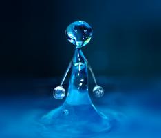Как сделать волшебную воду?