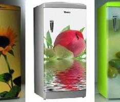 Как украсить холодильник?