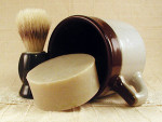 Как сделать мыло для бритья?