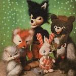 Как научиться делать мягкие игрушки?