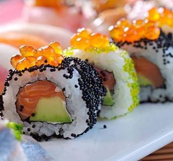 Как приготовить суши и роллы