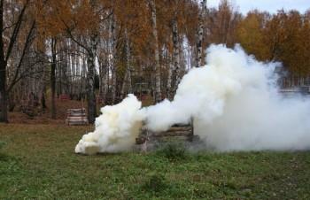 Как сделать бомбочку из фольги