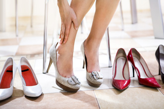 Советы при выборе женской обуви