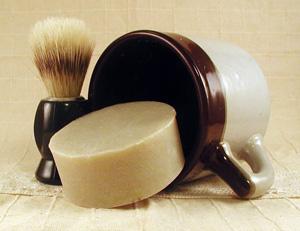 Как сделать мыло для бритья